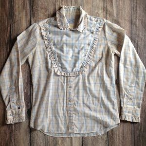 Tops - Vintage Western Pearl Snap Top